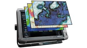 Lowrance Chart Card Mapping