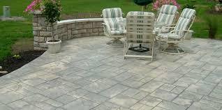 stamped concrete patio.  Concrete Stamped Ashlar Concrete Patio In R
