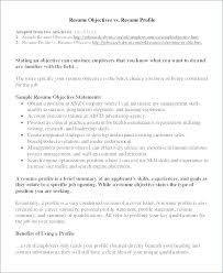 Personal Qualifications Statement Personal Statement For Resume Joefitnessstore Com