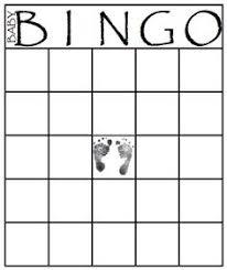 Baby Shower Bingo  Free Printable Bingo Cards And Instructions Baby Shower Bingo Cards Printable