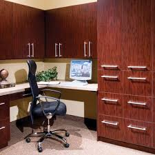 office cabinets design. Contemporary Mahogany Office Cabinets Design I
