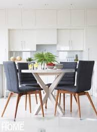 contemporary on nantucket the custom dining table
