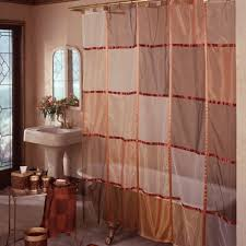 designer shower curtains with valance including bathroom 2017 picture navy curtain