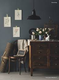 bedroom with dark furniture. Bedroom Colors Someday Steel Grey Walls With Dark Wood And White Furniture