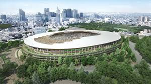 2020 Olympics Stadium Design Tokyo 2020 Olympics Tag Archdaily