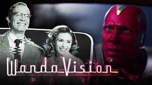 On a very special episode of wandavision, wanda and vision deal with their changing and expanding family — in more ways than one! Wandavision Elizabeth Olsen S Wanda Paul Bettany S Vision Are All Smiles In New Promo Images