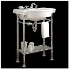 american standard retrospect 27 bathroom console sink