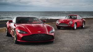 Aston Martin Reveals Dbs Gt Zagato To Be Sold Alongside Db4 Gt Zagato Continuation Car