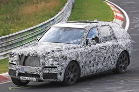 2018 rolls royce cullinan suv.  Cullinan 2018 RollsRoyce Cullinan SUV On Course To Rival Bentayga In  To Rolls Royce Cullinan Suv