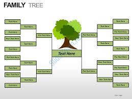 tree in powerpoint family tree powerpoint presentation rome fontanacountryinn com