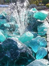 glass landscaping photo 3