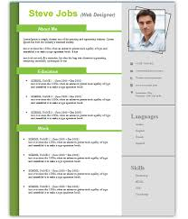 Word Template Cv 3 Free Download Resume Cv Templates For Microsoft Word