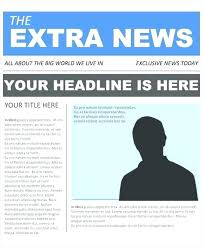 Newspaper Template After Effects Free News Template Free News News Intro Template Free After Effects
