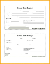 House Rent Bill Sample House Rent Receipt Template India Ethercard Co