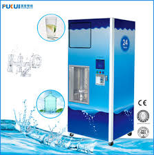Commercial Water Vending Machine Classy Automatic Water Vending Machinepurified Water Vending Service Shop