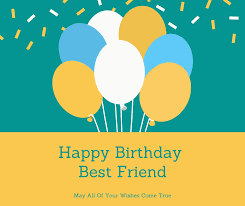 Best Happy Birthday Status For Best Friend Quote And Images For