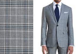 Suit Pattern Best How To Wear A Plaid Suit