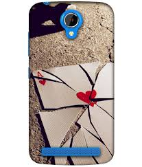 Gionee Ctrl V5 Printed Cover By Casotec ...