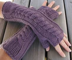 Free Fingerless Gloves Knitting Pattern New Few Info On Knitted Fingerless Gloves Fashionarrow