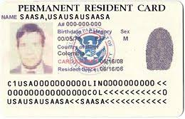 Green Card Template Lawful Permanent Residents United States Wikipedia