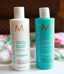 moroccan oil hydrating shoo and conditioner review