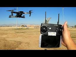 Eachine E58 720P Folding <b>FPV</b> Camera <b>Drone</b> Flight Test Review ...