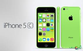 apple iphone 5c green