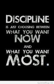 Discipline Quotes Delectable Discipline Quote