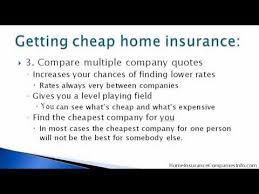 Texas Home Insurance How To Find Home Insurance YouTube Adorable Homeowners Insurance Quotes Texas