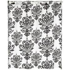 white and black shower curtain. Black And White Shower Curtains Curtain