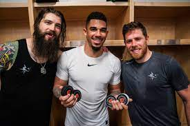Sharks Evander Kane earns first trip to ...