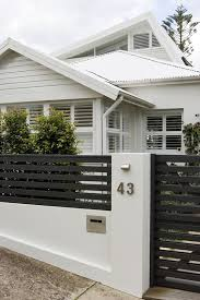 Small Picture Best 20 Modern fence ideas on Pinterest Modern fence design