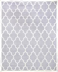 navy blue and white trellis rug