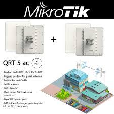 Flat Panel Antenna Design Amazon Com Mikrotik Qrt 5 Ac 5ghz 24dbi Outdoor Flat Panel