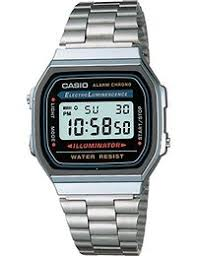 casio watches shop amazon uk casio collection men s watch grey digital display and stainless steel bracelet