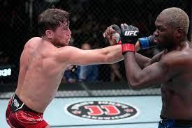 before UFC Fight Night 191