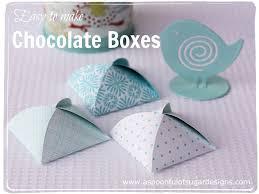 Chocolate Box A Spoonful Of Sugar