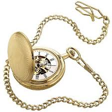 mens pocket watch pocket watches double opening hunter gold