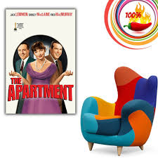 The Apartment 1960 Movie Poster