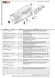 david brown engine page 26 sparex parts lists diagrams s 70349 david brown db03 24