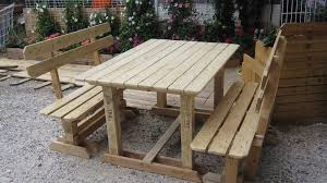 pallets outdoor furniture. outdoor pallet benches table 1001 pallets furniture i