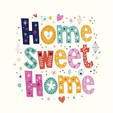 Small Picture Home Sweet Home Clip Art Vector Images Illustrations iStock