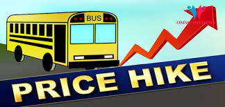 Odisha Bus Fare Chart Odisha Hikes Bus Fare With Rise In Diesel Price