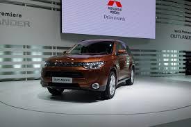 Mitsubishi Outlander 2013 debuts at the Geneva Motor Show | Tech Prezz