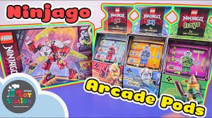 Những chiếc máy game Arcade Pod từ Lego Ninjago season mới ToyStation 468