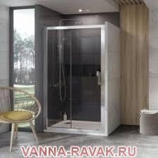 <b>Душевая дверь</b> Ravak 10° 10DP2-<b>110</b> Ravak | Равак