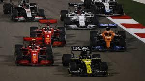 Mit der saison 2021 beginnt eine neue ära der formel 1 auf sky. Formel 1 Startet Wieder Zur Vollen Stunde Bei Allen Europa Rennen Verkurztes Freitagstraining Eurosport
