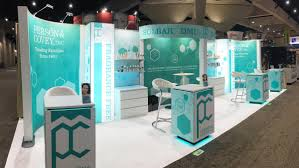 Trade Show Booth Designers Person And Covey Trade Show Booth Design On Behance