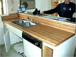painting kitchen laminate how to paint beautiful spray countertops before and after look like