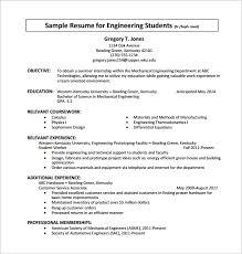 10 Internship Resume Templates Doc Excel Pdf Psd Free